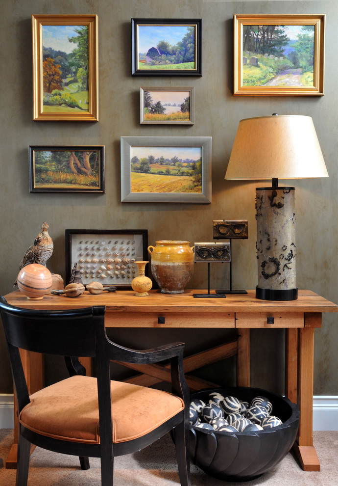 17 Fantastic Southwestern Home Office Designs That Will Let You Work In Style