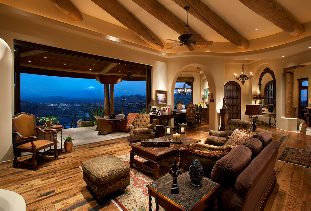 17 Magnificent Southwestern Living Room Designs Youll Adore