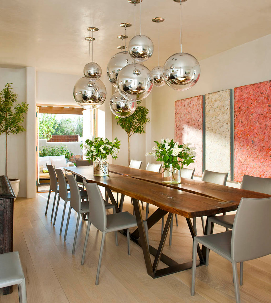 18 Phenomenal Southwestern Dining Room Interiors You've Got To See
