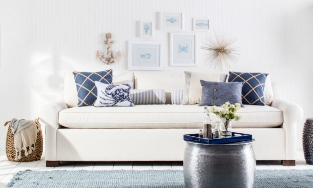 How To Beautify Your Boring Couch?
