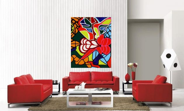 10 Glamorous Ideas To Decorate Your Home With Red
