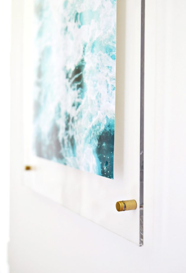 5 Sleek DIY Home Decor Projects Made With Acrylic Sheets
