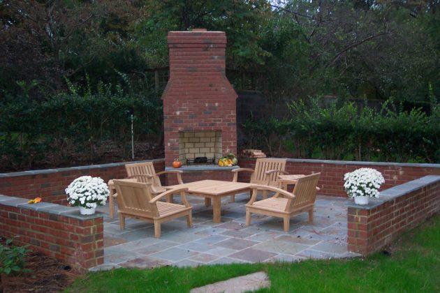 Bricks In The Exterior  17 Wonderful Designs