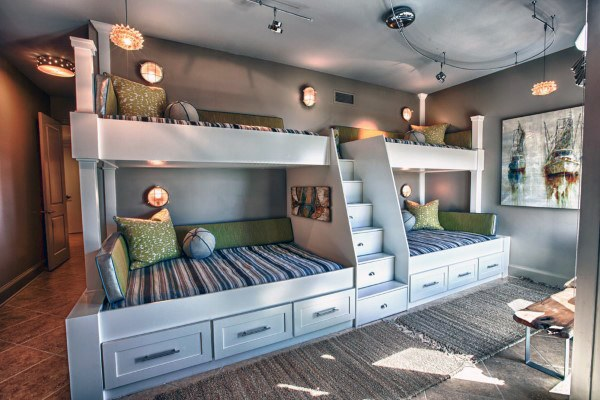 17 Fascinating Bunk Bed Designs To Beautify Every Childs Room