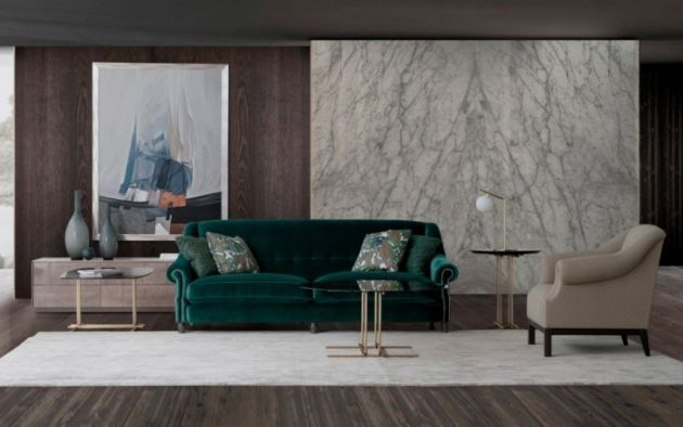 10 Attractive Ideas To Use Green In Your Interior Design