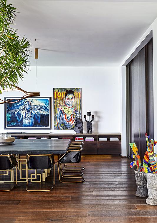 ARRCC Interior Design presents Hillside View