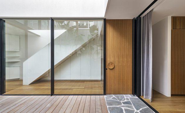 Cloud House by Akin Atelier in Bondi, New South Wales