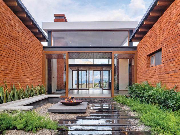 House AO by Studio Alfa in Otavalo, Ecuador