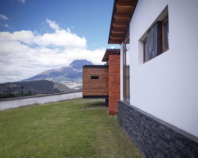 House AO by Studio Alfa in Otavalo, Ecuador