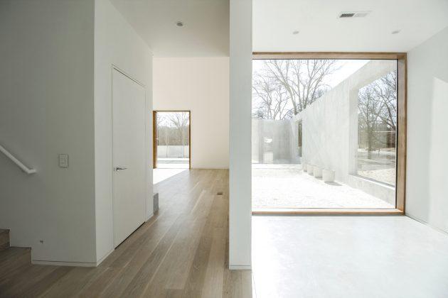 Lane B House by Studio YUDA in Nashville, Tennessee