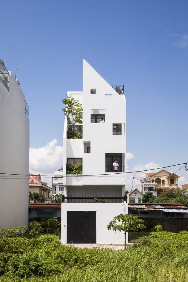 Lien Thong House by 6717 Studio in Ho Chi Minh City, Vietnam