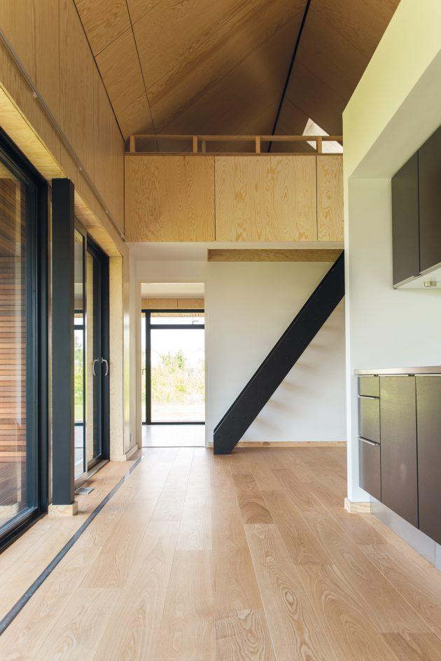 Maintenance-Free House by Arkitema Architects in Nyborg, Denmark
