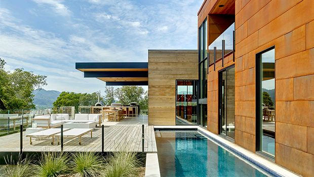 RidgeView House by Zack de Vito Architecture + Construction in California, USA