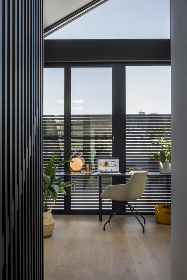 T2 Residence by fyc architects in Richmond, Melbourne