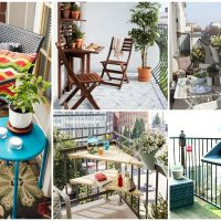 Transform Your Small Balcony Into Irresistible Retreat