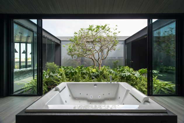 Y/A/O Residence by Octane Architect & Design in Thailand