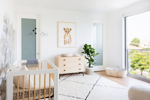Step into the adorable animal themed nursery in Southern California that will steal your heart