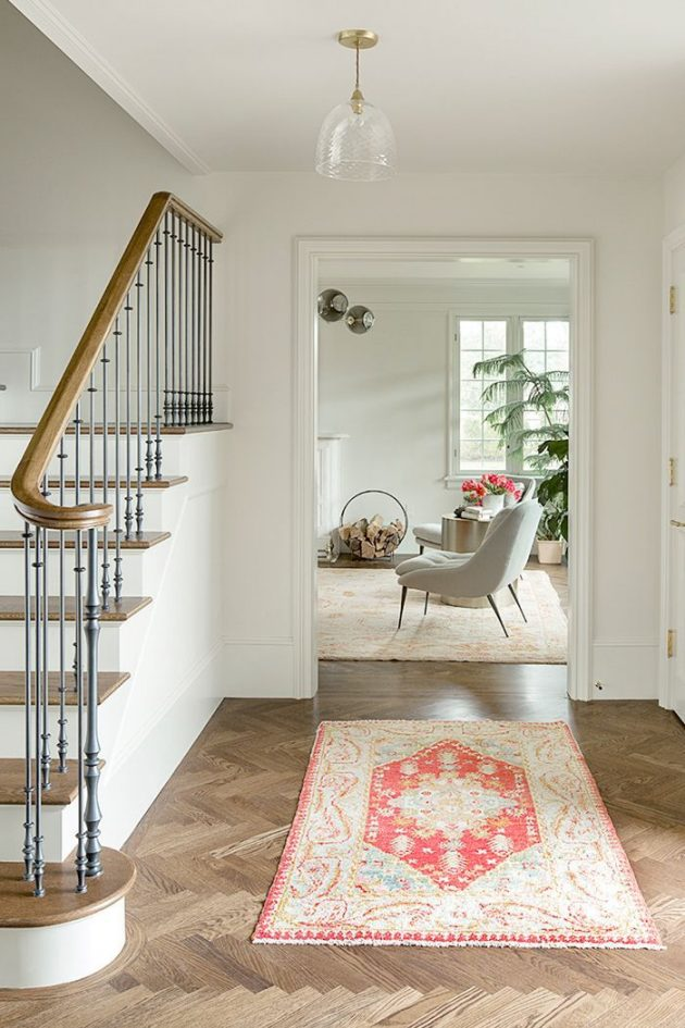 How to Upgrade Your Room With the Herringbone Pattern Floors