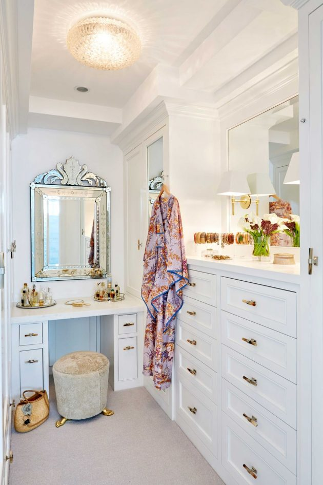 10 Glamorous Bedroom Vanity Ideas You'll Want to Have