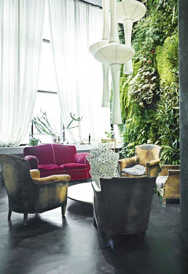 4 Astonishing Indoor Garden Spaces to Uplift the Spirit of Your Home
