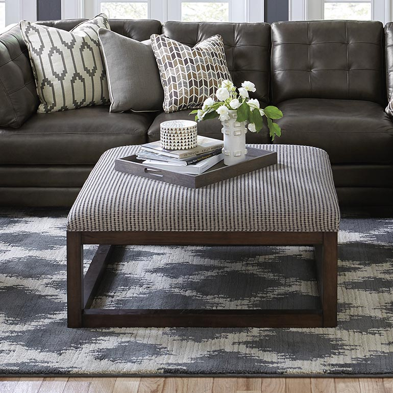 The Best 7 Coffee Table Ottomans For An Inviting Living Room