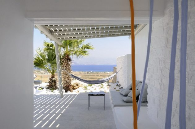 Take a Tour in This Traditional-Modern Greek Summer House in Paros, Cyclades by Alexandros Logodotis