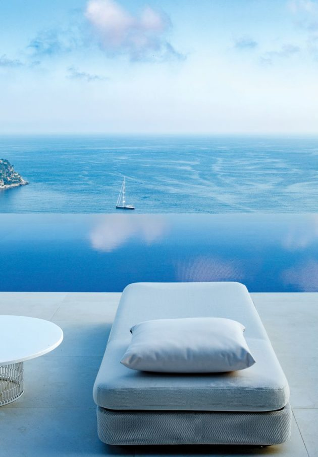 The Fabulous Back to the Future Retreat of Fashion Designer Lisa Perry on the French Riviera