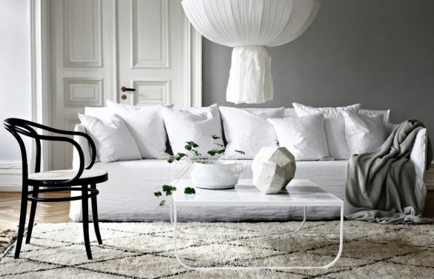 Brilliant White Sofa Ideas for a Stylish Living Room