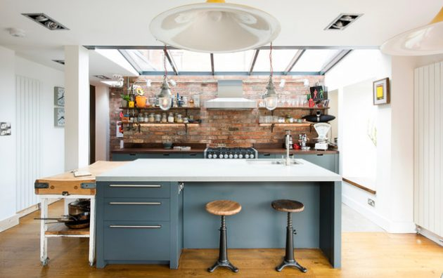 17 Big Designer Solutions For Small Kitchens