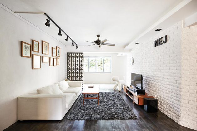 16 Trendy Ideas To Add White Brick Wall In Your Interior