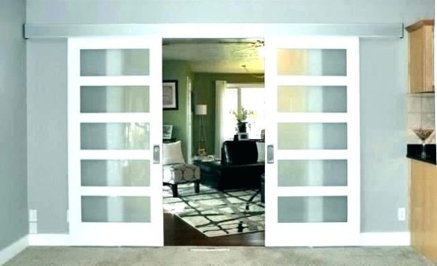 18 Practical Sliding Door Designs That Are Worth Seeing