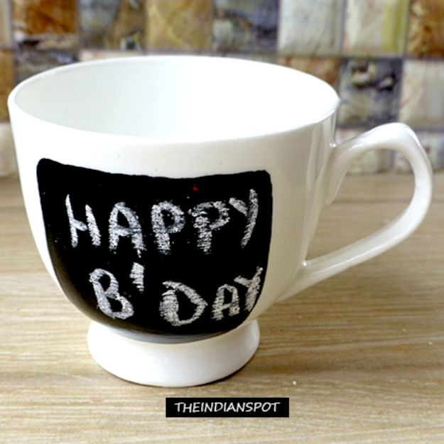 15 Awesome DIY Coffee Mug Ideas That Will Give Them A Personal Touch