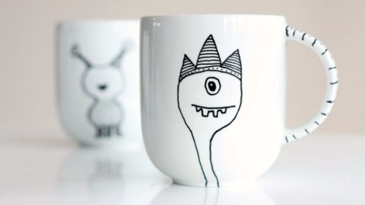 Touch Mug 15 Give Ideas Awesome Diy Personal Them A Coffee That Will bfIymvY76g