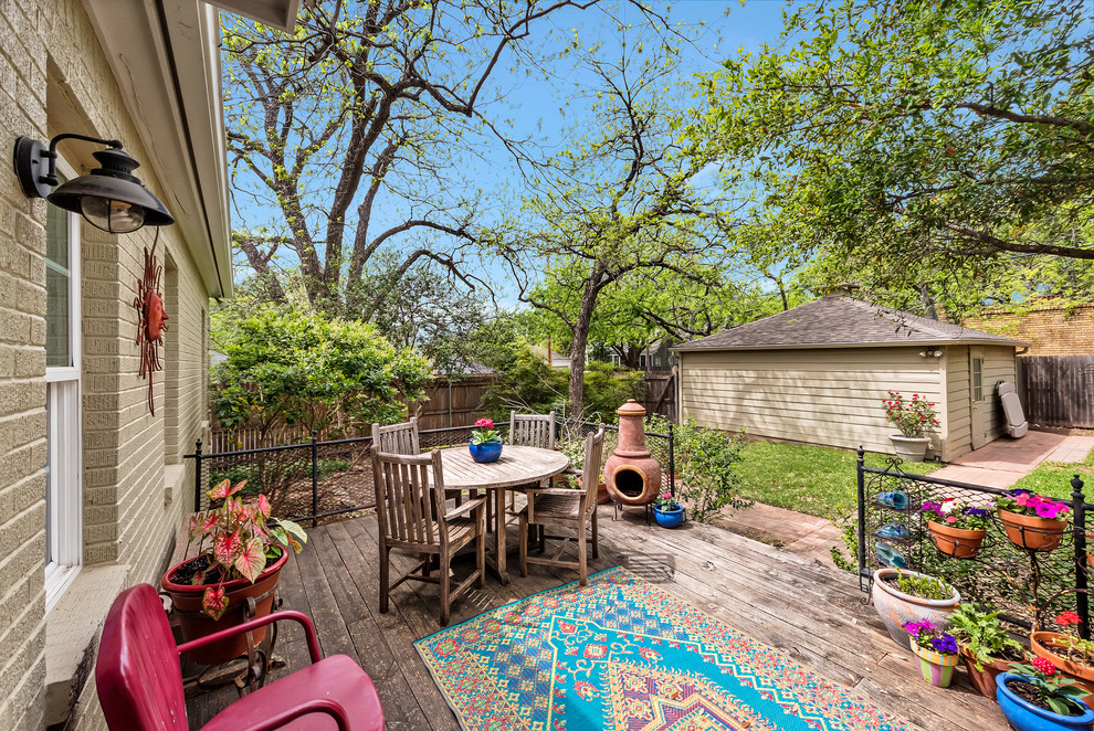 15 Awesome Southwestern Deck Designs Youre Going To Adore