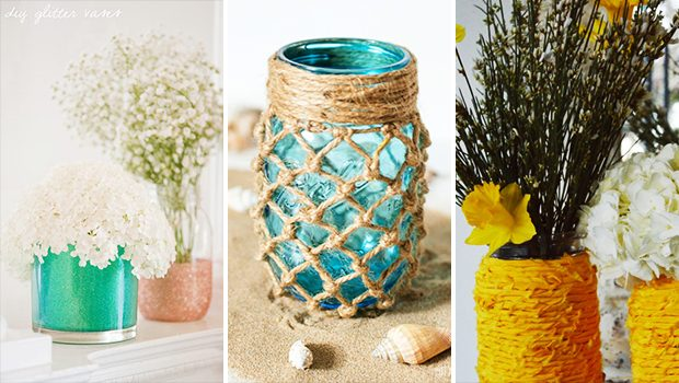 15 Creative Mason Jar Craft Ideas To Do On A Summer Weekend