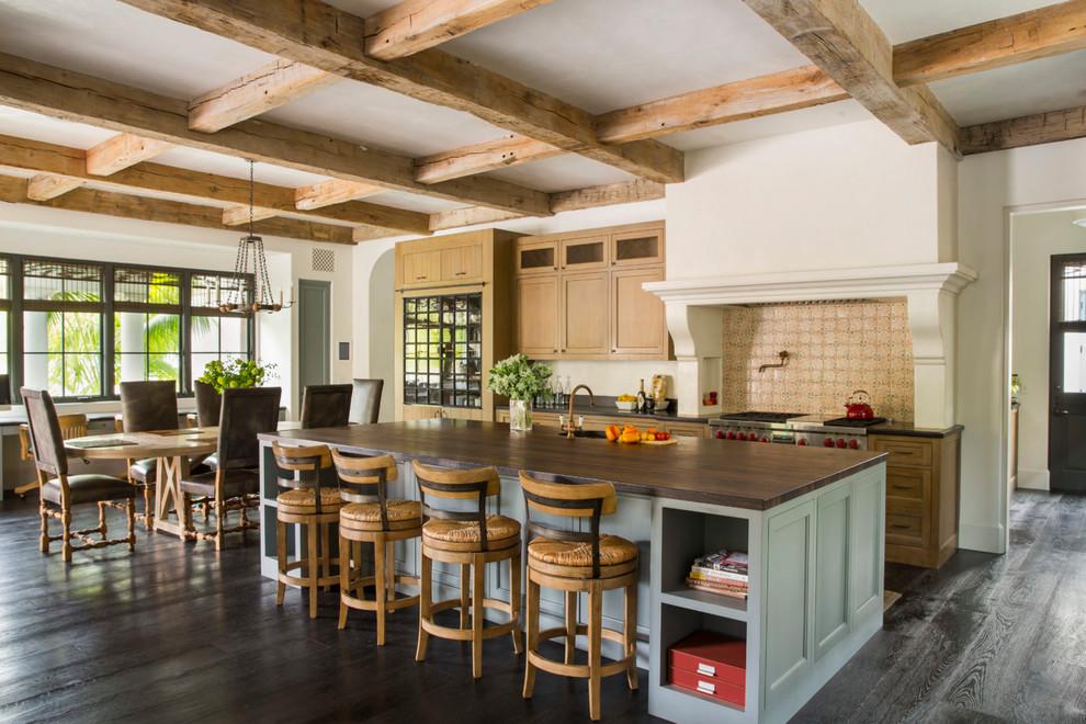 15 Striking Mediterranean Kitchen Designs You Will Adore