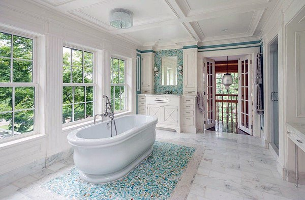 16 Inspirational Ideas To Help You When Renovating Your Bathroom