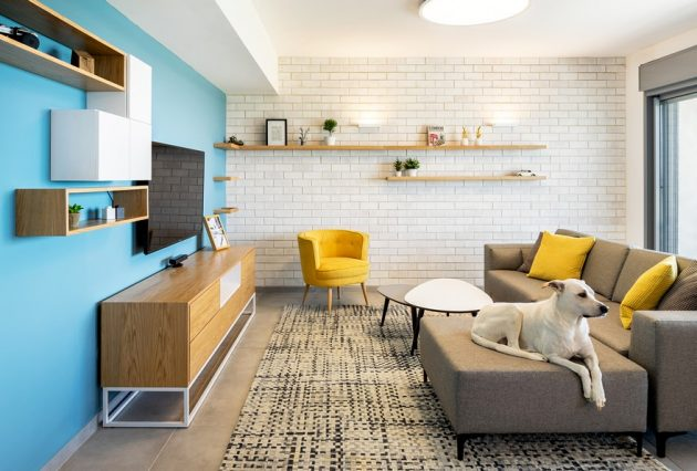 16 Trendy Ideas To Add White Brick Wall In Your Interior Design