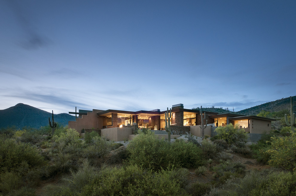 16 Masterful Southwestern Home Exterior Designs That Will Amaze You