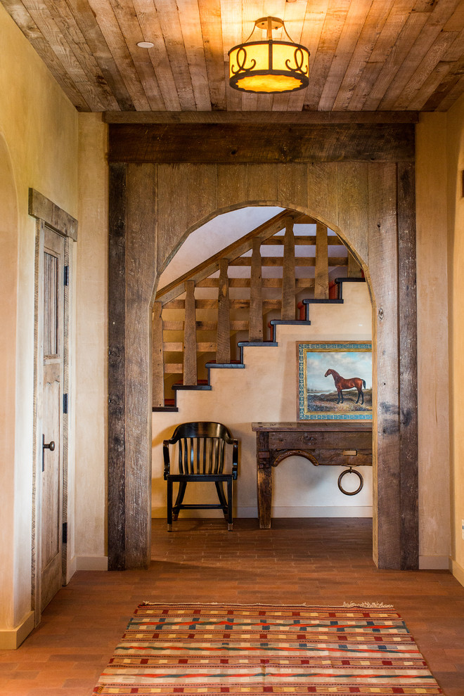 17 Imposing Southwestern Entry Hall Designs For Your Home