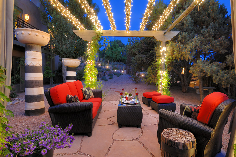 18 Spectacular Southwestern Patio Designs You Must See