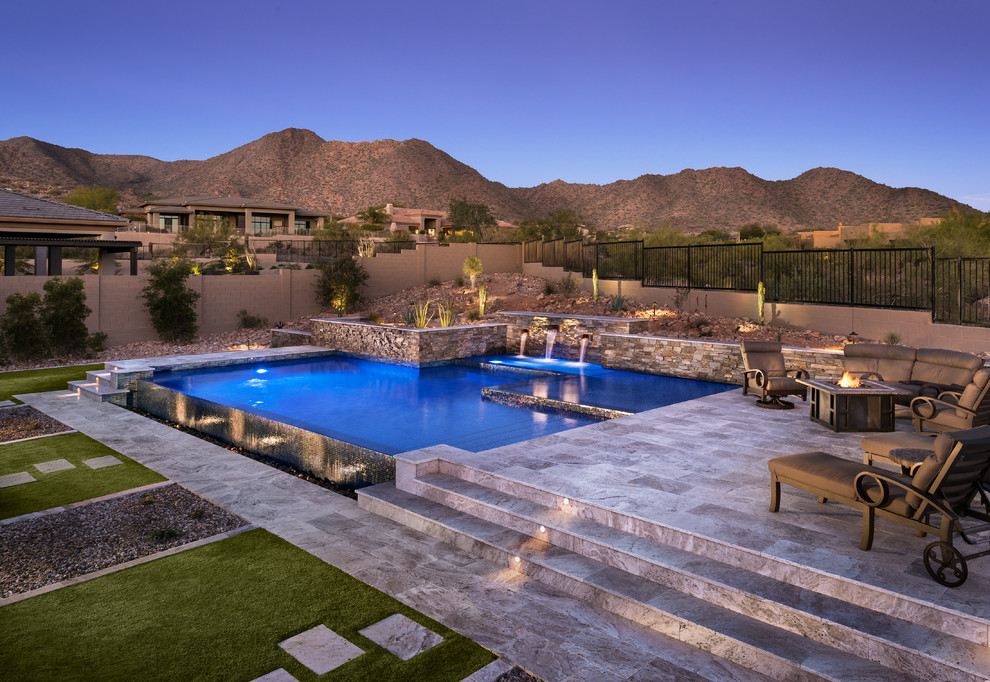 20 Stupendous Southwestern Swimming Pool Designs That Will Make Your Jaw Drop