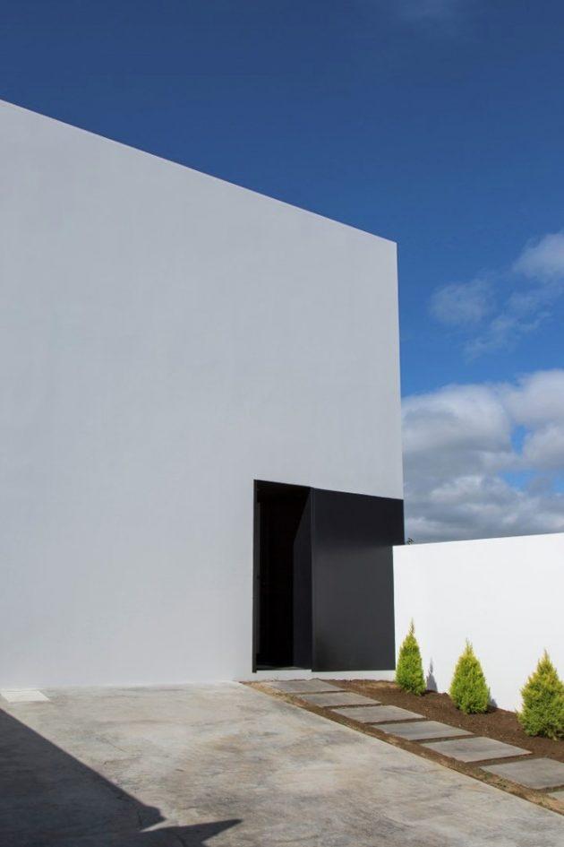 2M House by Salworks in Ponta Delgada, Portugal