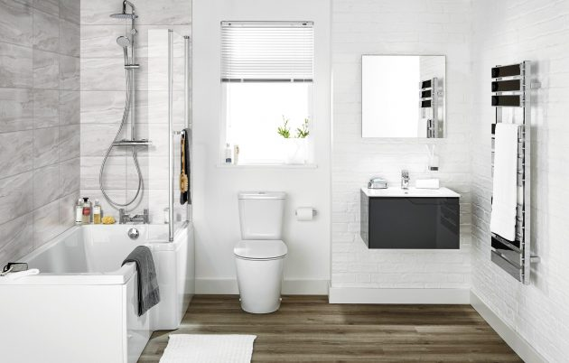 12 Fascinating Design Solutions For Decorating Small Bathroom Properly