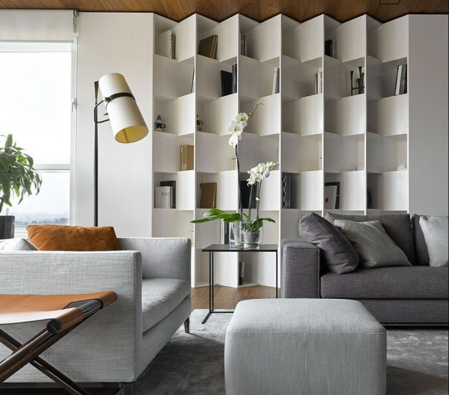 10 Extraordinary Shelves Designs To Beautify Every Space