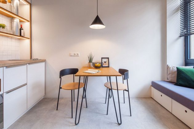 17 Fascinating Small Dining Rooms Which Are More Useful Than The Large