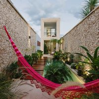 Casa Picasso by Workshop Architects in Merida, Mexico