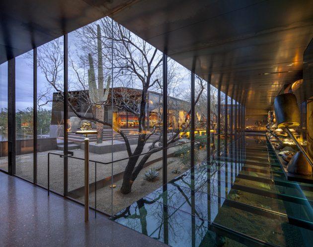 Desert Courtyard House by Wendell Burnette Architects in Scottsdale, Arizona