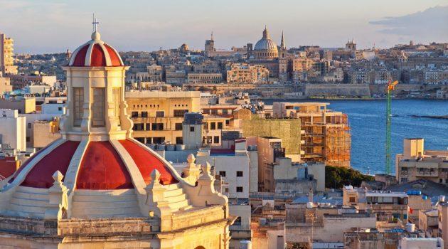 Limestone Homes and Architecture in Malta
