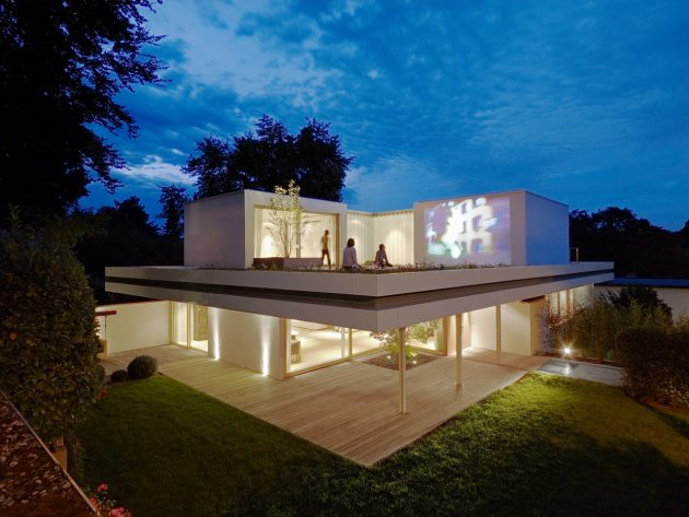 House S by Christ. Christ Associates in Wiesbaden, Germany